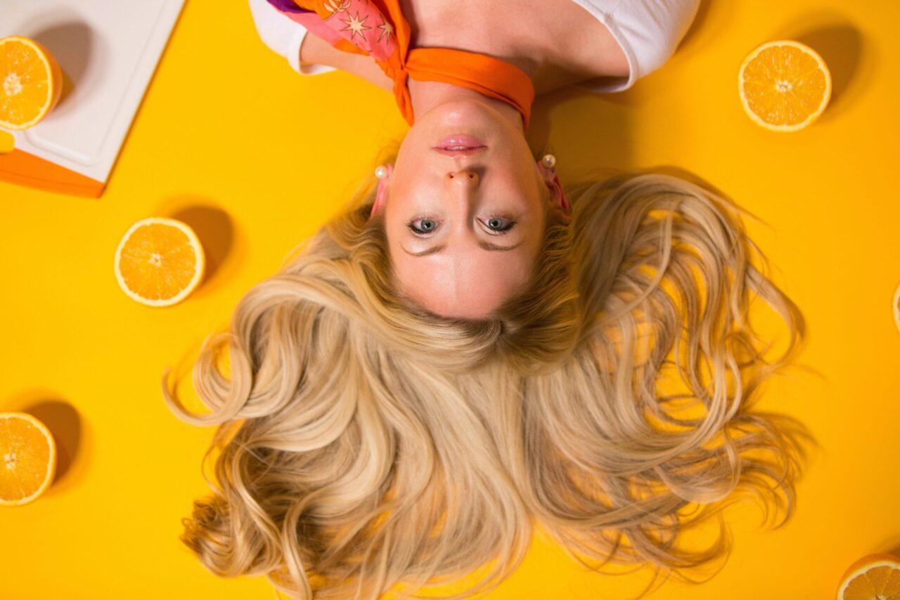 Pielęgnacja włosów zniszczonych
