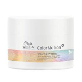 WELLA Color Motion Color Structure Mask 150ml - Maska odbudowująca do włosów farbowanych