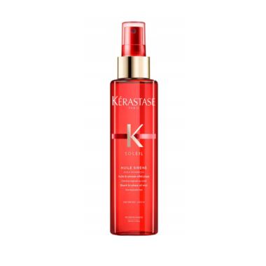 KERASTASE Soleil Huile Sirene 150ml - Dwufazowy olejek chroniący włosy przed słońcem
