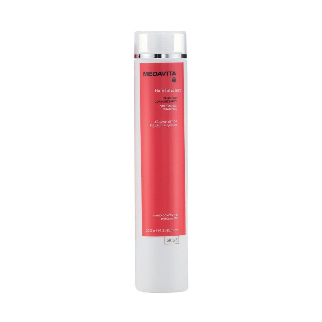 MEDAVITA Hairchitecture Shampoo Corporizzante 250ml - Szampon do włosów cienkich zwiększający objętość