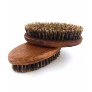 BEA BELEZA Szczotka do brody (duża) buk włosie dzika
