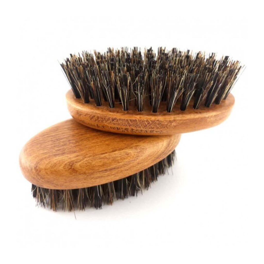 BEA BELEZA Szczotka do brody (mała) buk ze wzmocnionym włosiem dzika