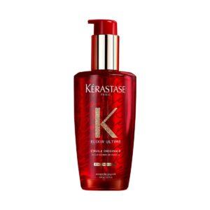KERASTASE Elixir Ultime Rouge Oil Huile Sacree De Marula 100ml - Olejek do włosów