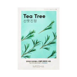 MISSHA Airy Fit Sheet Mask Tea Tree 19ml